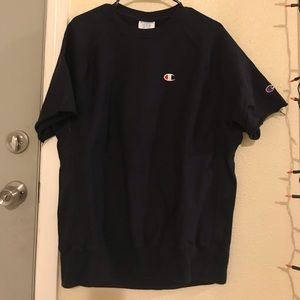 Vintage Champion Reverse Weave Short Sleeve